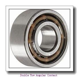 30mm x 62mm x 23.8mm  FAG 3206-b-2z-tvh-fag Double Row Angular Contact