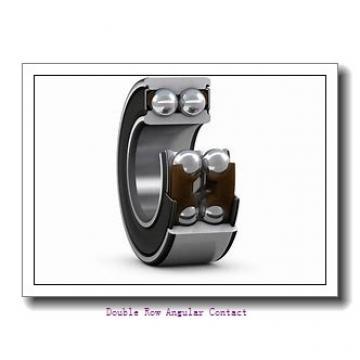 30mm x 62mm x 23.8mm  NSK 3206b-2rsnrtn-nsk Double Row Angular Contact