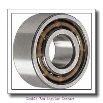 30mm x 62mm x 23.8mm  NSK 3206btn-nsk Double Row Angular Contact