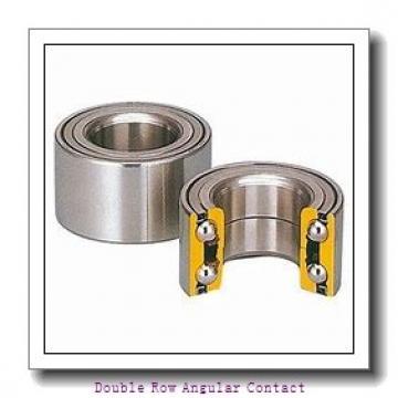 30mm x 62mm x 23.8mm  NSK 3206b-2ztnc3-nsk Double Row Angular Contact