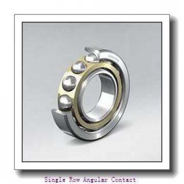 40mm x 80mm x 18mm  FAG 7208-b-jp-ua-fag Single Row Angular Contact