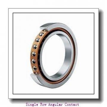 1.75 Inch x 3.75 Inch x 0.813 Inch  RHP ljt1.3/4-rhp Single Row Angular Contact