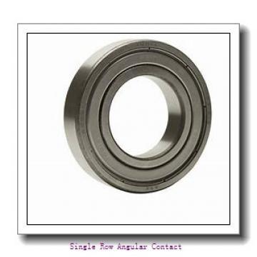1.375 Inch x 3.5 Inch x 0.875 Inch  R%26M mjt1.3/8-r&m Single Row Angular Contact