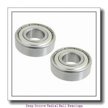 4 inch x 7.25 inch x 1.25 inch  R%26M lj4e-r&m Deep Groove | Radial Ball Bearings