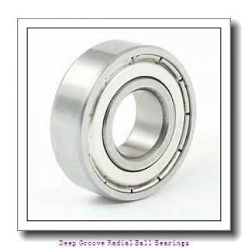 55mm x 100mm x 21mm  NSK bl211nr-nsk Deep Groove | Radial Ball Bearings