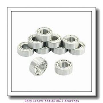 12mm x 28mm x 8mm  SKF 6001-2rz-skf Deep Groove | Radial Ball Bearings