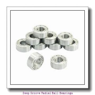 12mm x 32mm x 14mm  Timken 622012rsc3-timken Deep Groove   Radial Ball Bearings