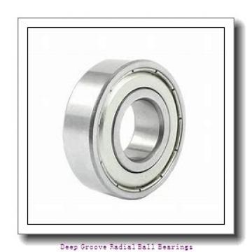 60mm x 110mm x 28mm  NSK 4212j-nsk Deep Groove | Radial Ball Bearings