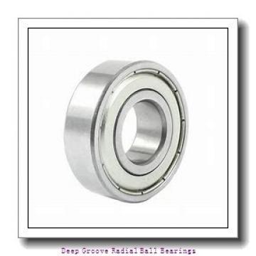 65mm x 120mm x 23mm  NSK bl213zz-nsk Deep Groove | Radial Ball Bearings