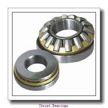 200mm x 250mm x 37mm  NSK 51140-nsk Thrust Bearings