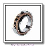 70mm x 110mm x 20mm  NSK 7014am-nsk Single Row Angular Contact