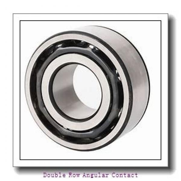 35mm x 72mm x 27mm  QBL 3207atn9/c3-qbl Double Row Angular Contact #1 image