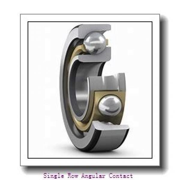 45mm x 85mm x 19mm  FAG 7209-b-mp-uo-fag Single Row Angular Contact #3 image