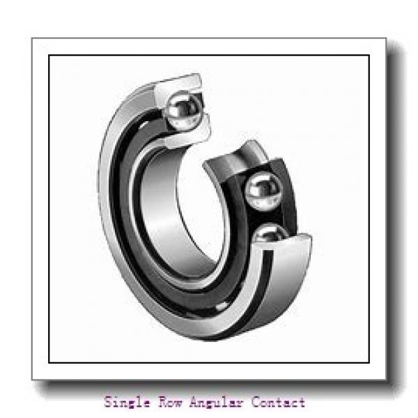 1.375 Inch x 3.5 Inch x 0.875 Inch  RHP mjt1.3/8-rhp Single Row Angular Contact #1 image