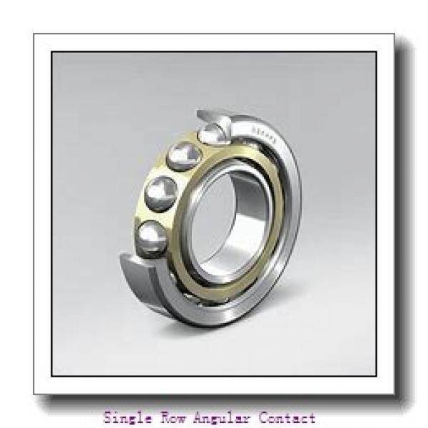 45mm x 85mm x 19mm  SKF 7209becby-skf Single Row Angular Contact #1 image