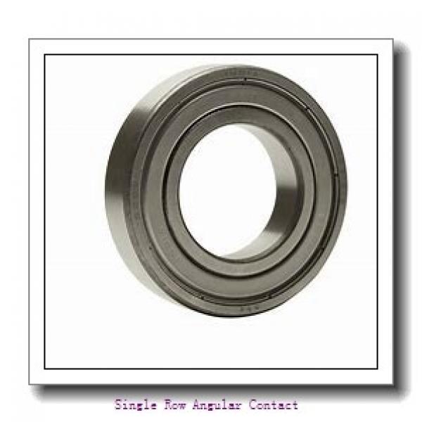 1 Inch x 2.5 Inch x 0.75 Inch  RHP mjt1-rhp Single Row Angular Contact #3 image