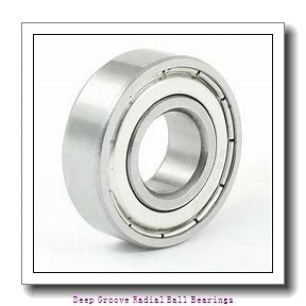 5 Inch x 9 Inch x 1.375 Inch  Hoffmann ls23-hoffmann Deep Groove | Radial Ball Bearings #1 image