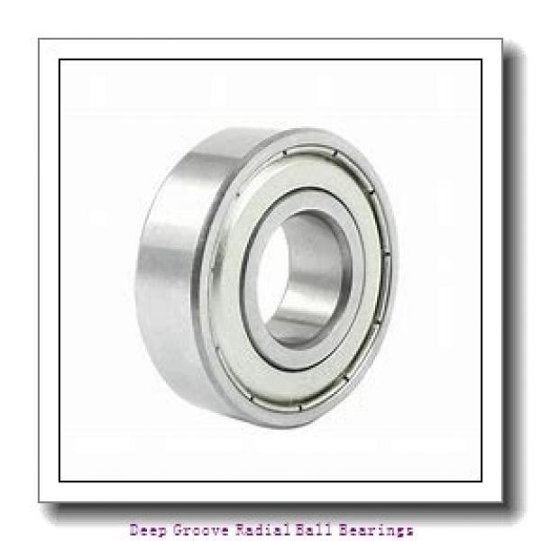 12mm x 37mm x 12mm  NSK 6301vvc3-nsk Deep Groove | Radial Ball Bearings #1 image